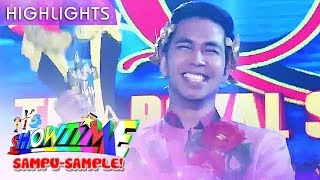 Paul Maawa is crowned as Mr. and Ms. Q and A Grand Winner | Showtime The Royal Showdown