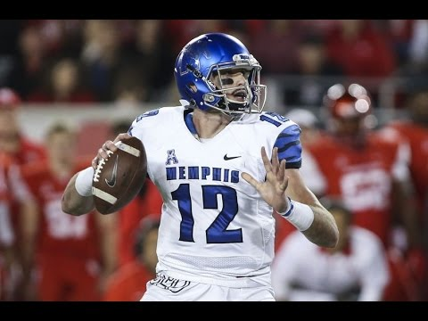 Paxton Lynch (Memphis) vs. Houston (2015)