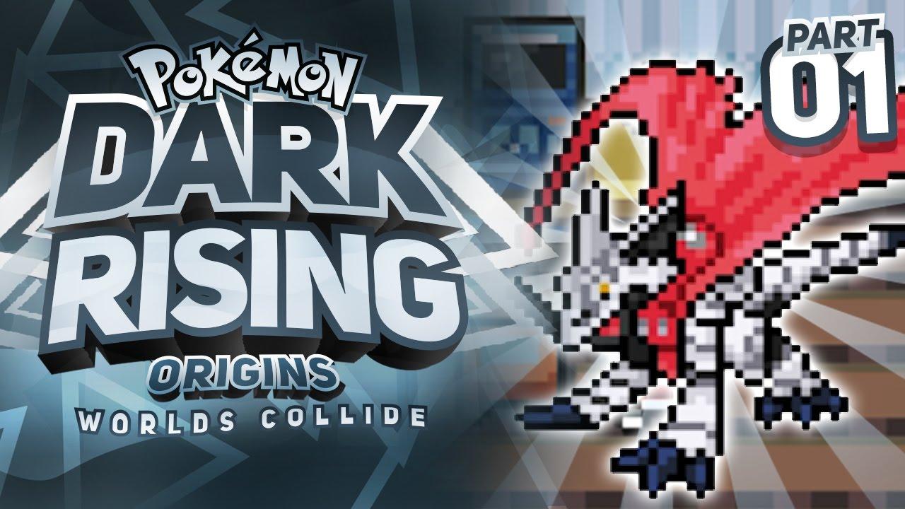 WHAT'S A HACKMON!? - Pokémon Dark Rising Worlds Collide ...