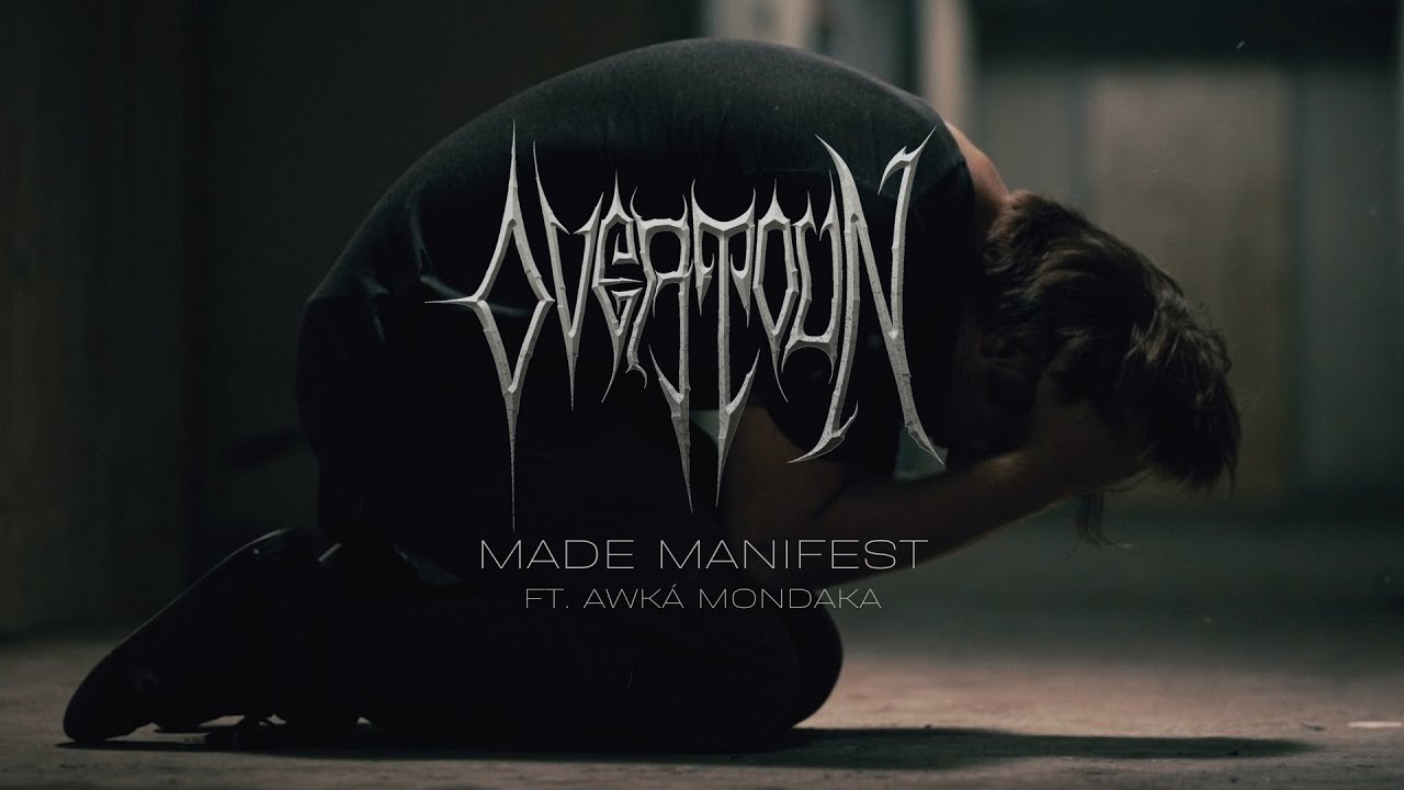 OVERTOUN – Made Manifest ft. Awká Mondaka (OFFICIAL MUSIC VIDEO) 4K