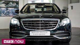 Mercedes Maybach S450 2018 Là Chuẩn Mực Xe Sang? | Vtc1