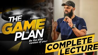 THE GAME PLAN | Be the best version of you!