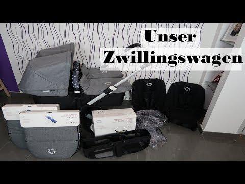 Zwillingskinderwagen/Erste Eindrücke/Bugaboo Donkey Twin/Mel´s Kanal
