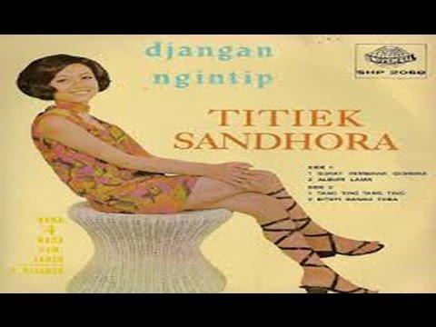 Titiek Sandora THE BEST OF - Lagu Kenangan Nostalgia Lawas Tahun 80an 90an