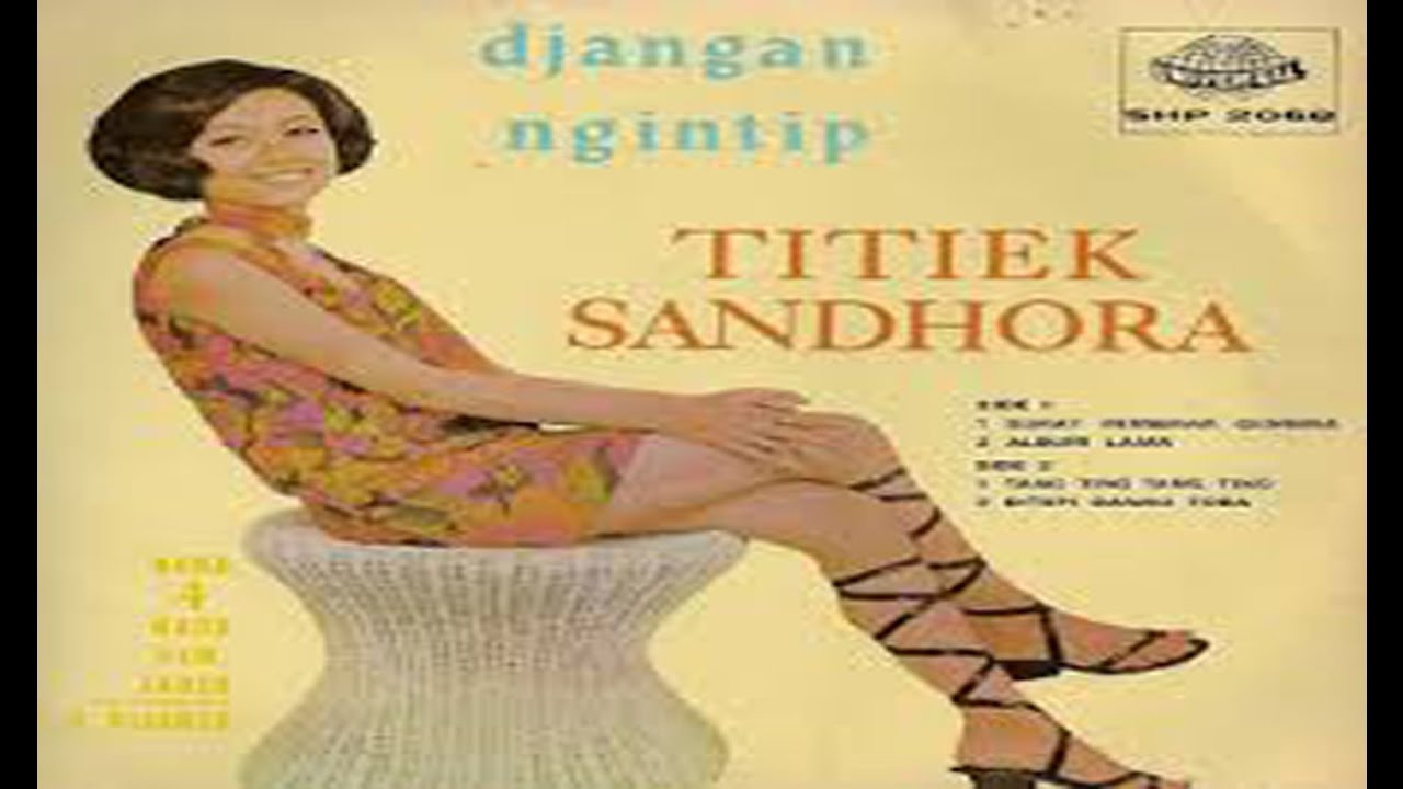 Titiek Sandora THE BEST OF - Lagu Kenangan Nostalgia Lawas ...