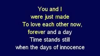 Scorpions You And I Karaoke