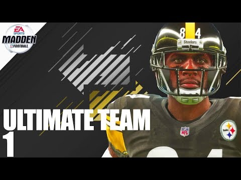 Madden 19 Ultimate Team - The Plan Ep.1