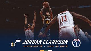 Highlights: Jordan Clarkson — 23 points, 3 assists