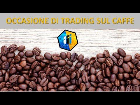 Occasione di trading sul Caffè