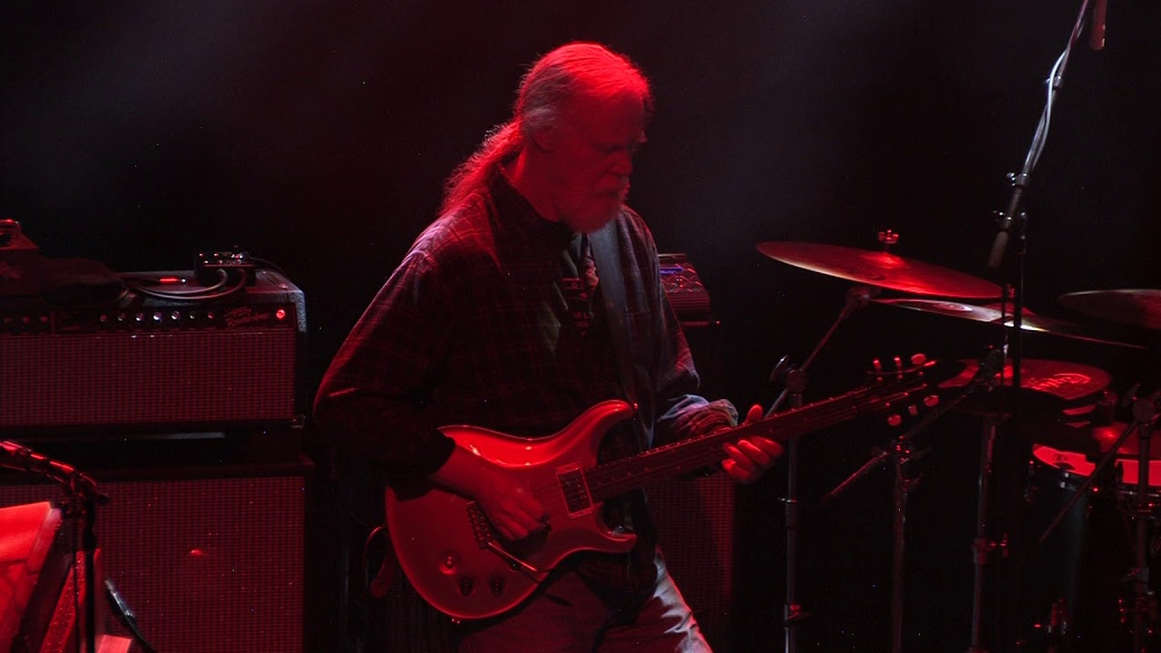 Jimmy Herring and The 5 of 7: Scapegoat Blues (Denver, Gothic Sep 12-2019)