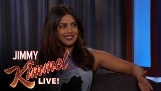 Priyanka Chopra on Her Concussion & People