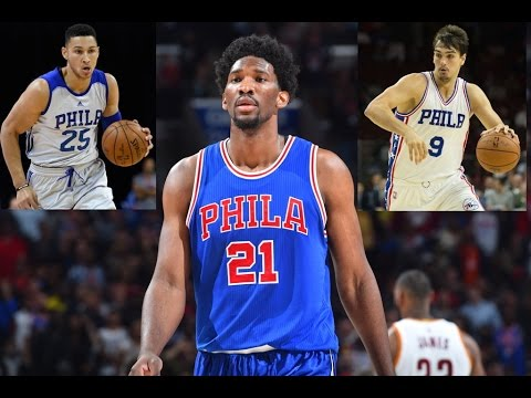 Ben Simmons, Joel Embiid, and Dario Saric dominate as 76ers blow out Pelicans