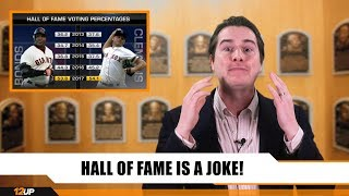 MLB Hall of Fame is a Joke for Not Voting in Barry Bonds and Roger Clemens Again