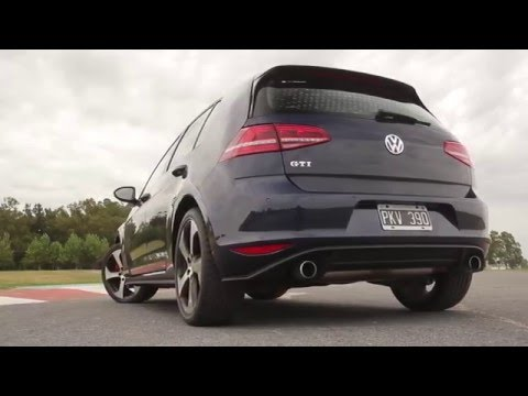 VW Golf GTI Mk7 Test Mat as Antico TN Autos