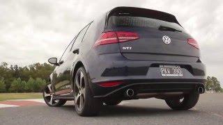 VW Golf GTI Mk7 - Test - Matías Antico - TN Autos