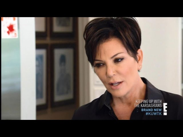 Kris Jenner 'Disappointed' in Caitlyn, Wishes She Never Met Bruce
