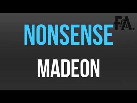Madeon -  Nonsense feat. Mark Foster  | Lyrics English | Video Sub | Subtitulado | Sub Español