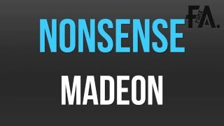 Madeon -  Nonsense Feat. Mark Foster    Lyrics English   Video Sub   Subtitulado
