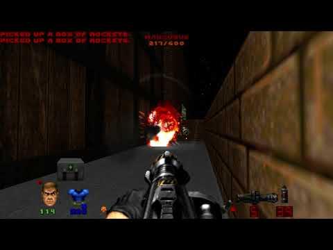 Master Levels for Brutal Doom 2: Titan Manor (Full 100%) |