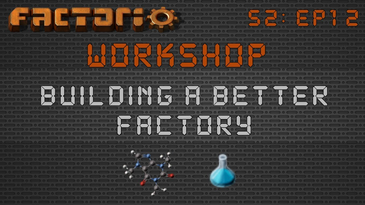 0.15 Blue Science Builds :: Factorio Workshop Season 2   Building A Better  Factory