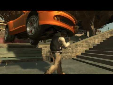 GTA 4 - Super Bloopers