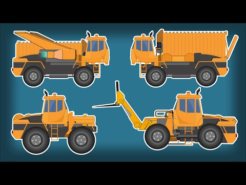 Transformer | Forklift | Air Truck | Trucks | Delivery Truck