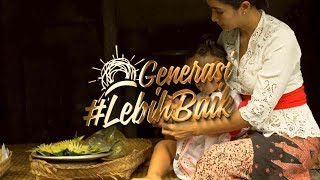 Generasi #LebihBaik - Happy Salma