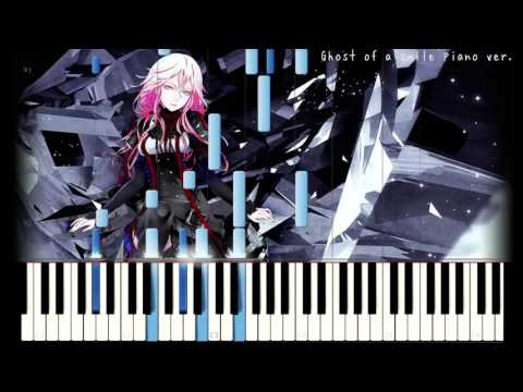 【ハーモニー 主題歌】Ghost of a smile piano ver. 【EGOIST】