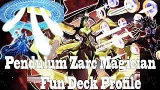 Fun Deck - Pendulum Magician Zarc