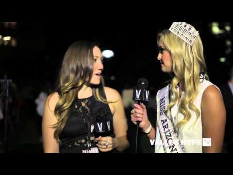 Miss Arizona USA 2014 Attends Phoenix Fashion Week: Spring Into Fashion event