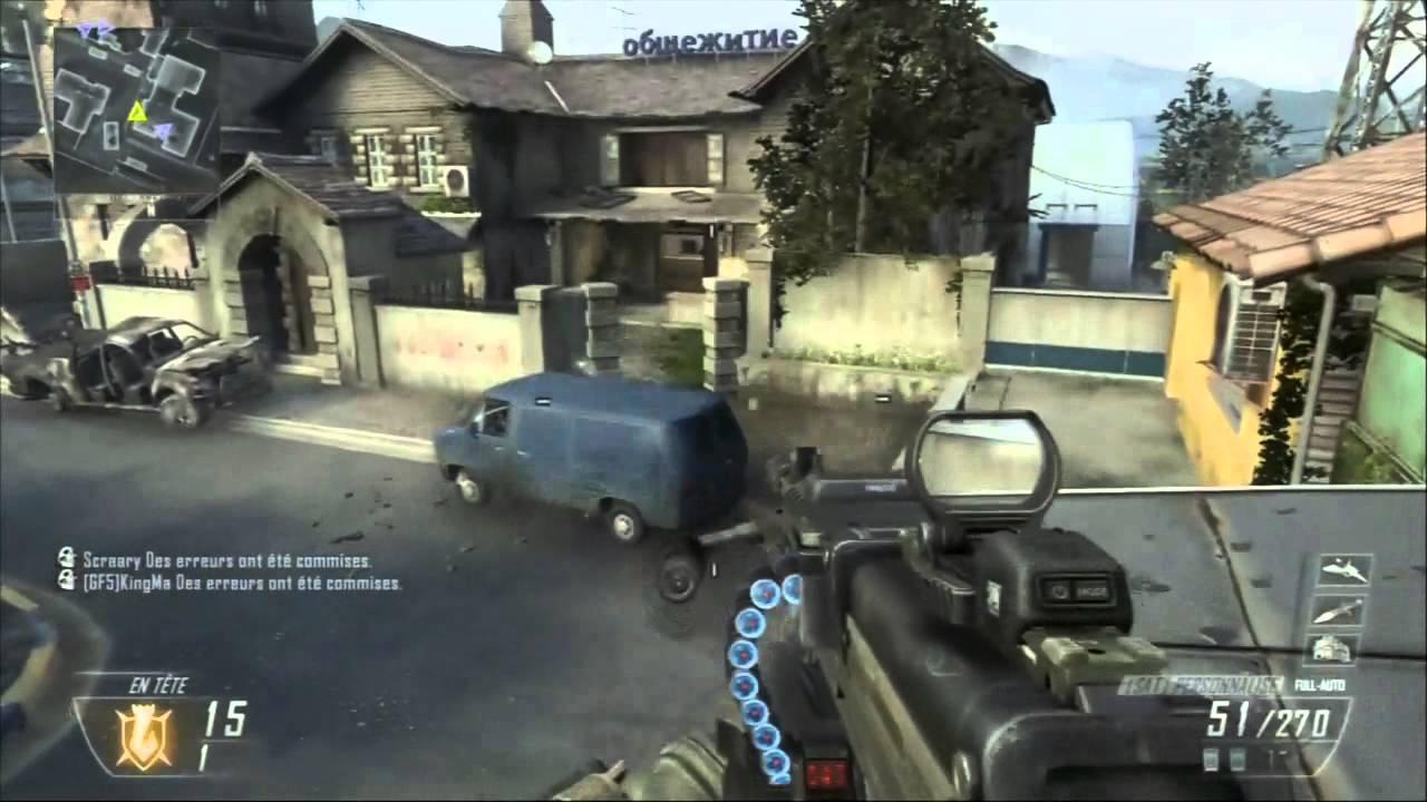 Cache cache sur Black Ops 2 avec la RaVe !