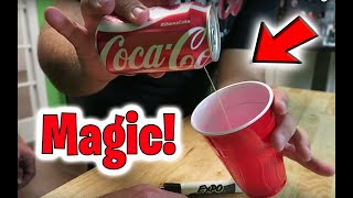 One of howtoPRANKitup's most viewed videos: 10 MAGIC PRANKS - HOW TO PRANK