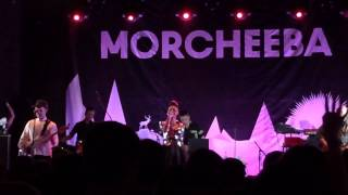 Morcheeba Crimson