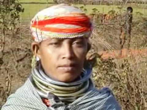 INDIA - ORISSA , The tribal peoples