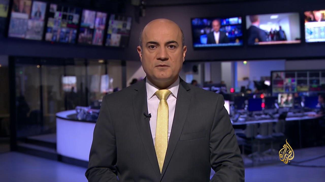 الجزيرة:موجز الواحدة ظهرا 19/4/2018