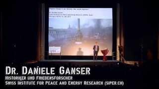 Д-р Даниэле Ганзер, Лекция о смене режима в Украине