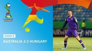 Gambar cover Australia v Hungary Highlights - FIFA U17 World Cup 2019 ™