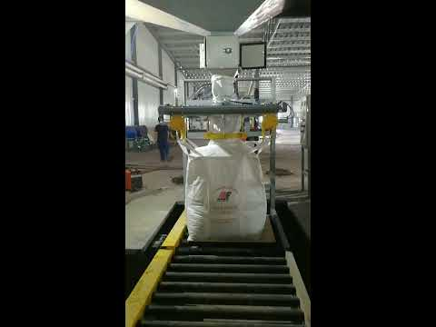 PUDA Bulk Bag Fillling Machine, Bulk Bag Bagging Equipment