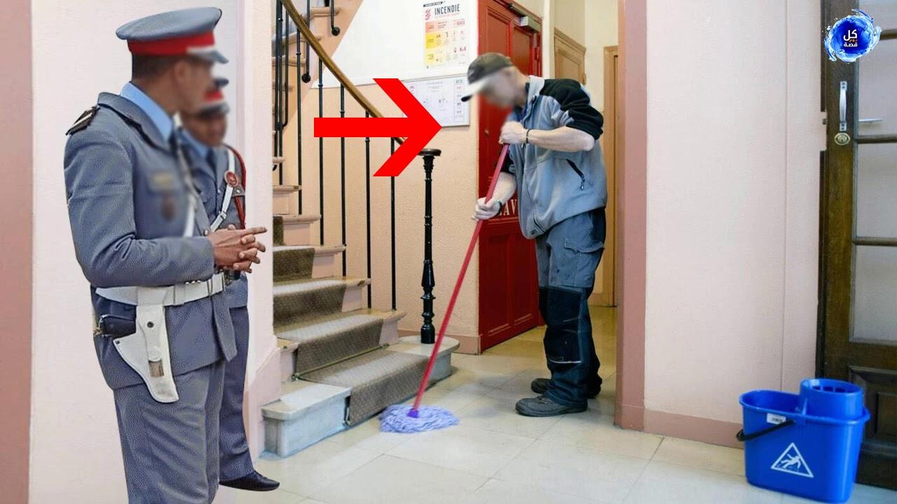 عمي المختار حارس عمارة ظل يخفي سرا رهيبا 32 سنة لن تصدق ما هو و كيف اكتشفته الشرطة !!