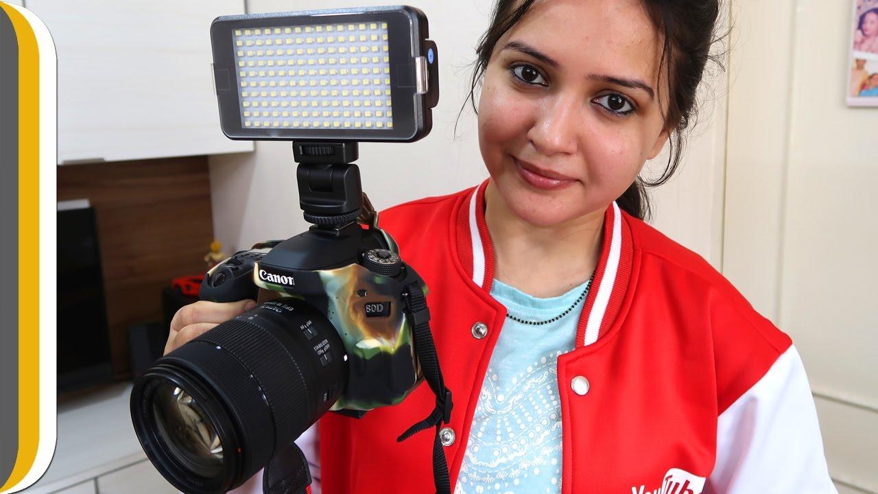 best lights for youtube videos