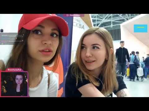 Рутяша смотрит видосы стримфеста (22/04/2018) - Видео с YouTube на компьютер, мобильный, android, ios