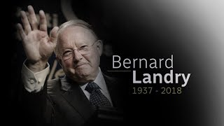 Funérailles d'État de Bernard Landry
