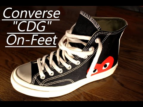 Feet Converse On On Youtube Cdg Feet Youtube Cdg Converse Converse Cdg On yb6Yg7f