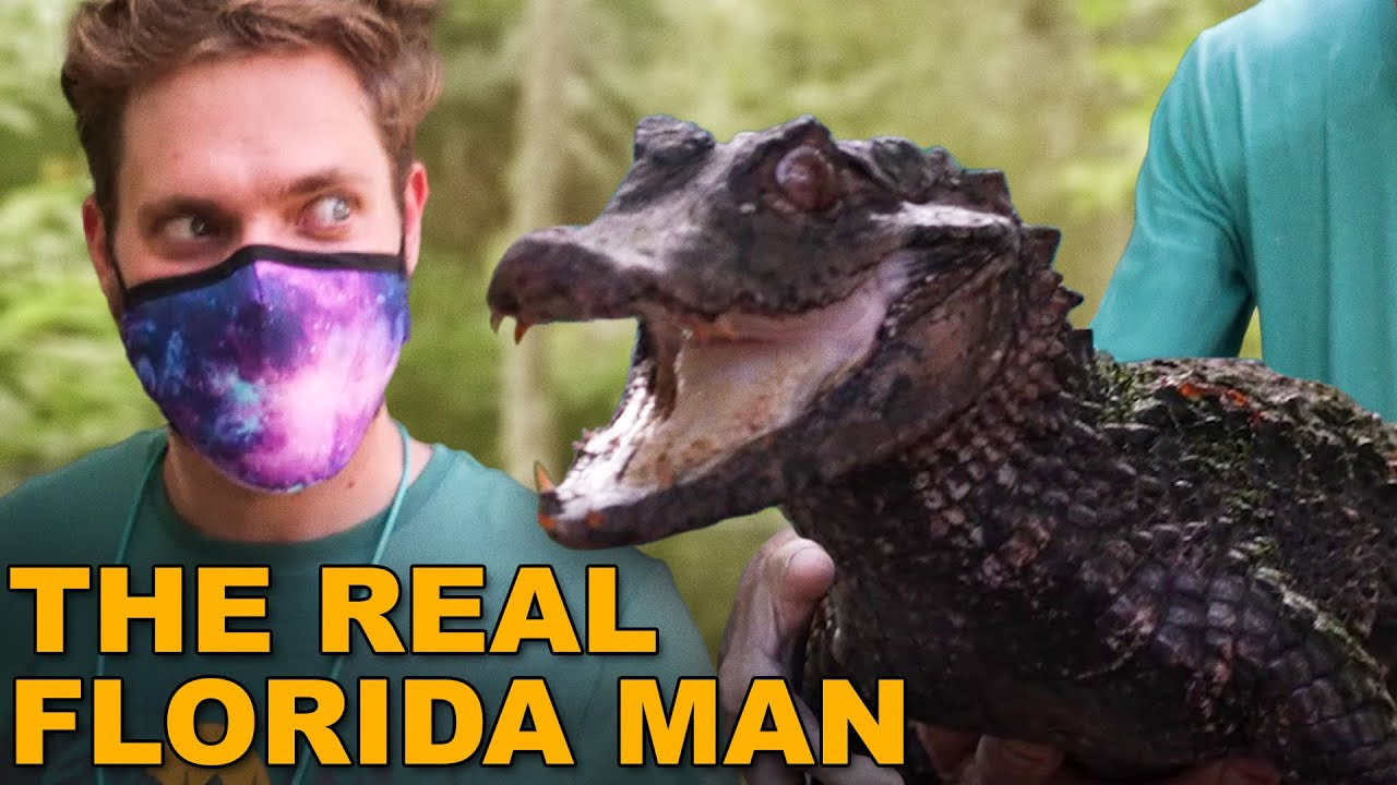 We found the REAL Florida Man | Travels with Hyper