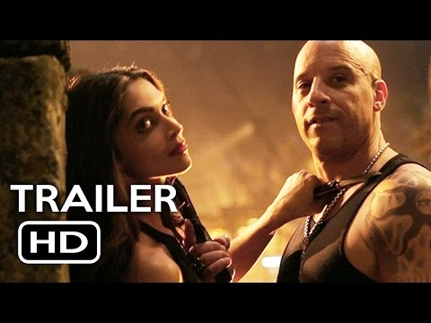 XXx: The Return of Xander Cage Official Teaser Trailer #1 (2017) Vin Diesel Action Movie HD