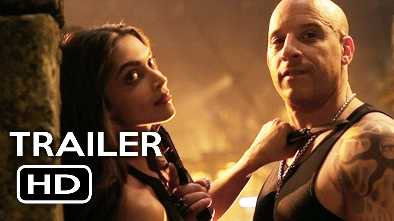 Xxx The Return Of Xander Cage Official Teaser Trailer 1 2017 Vin Diesel Action Movie Hd Youtube