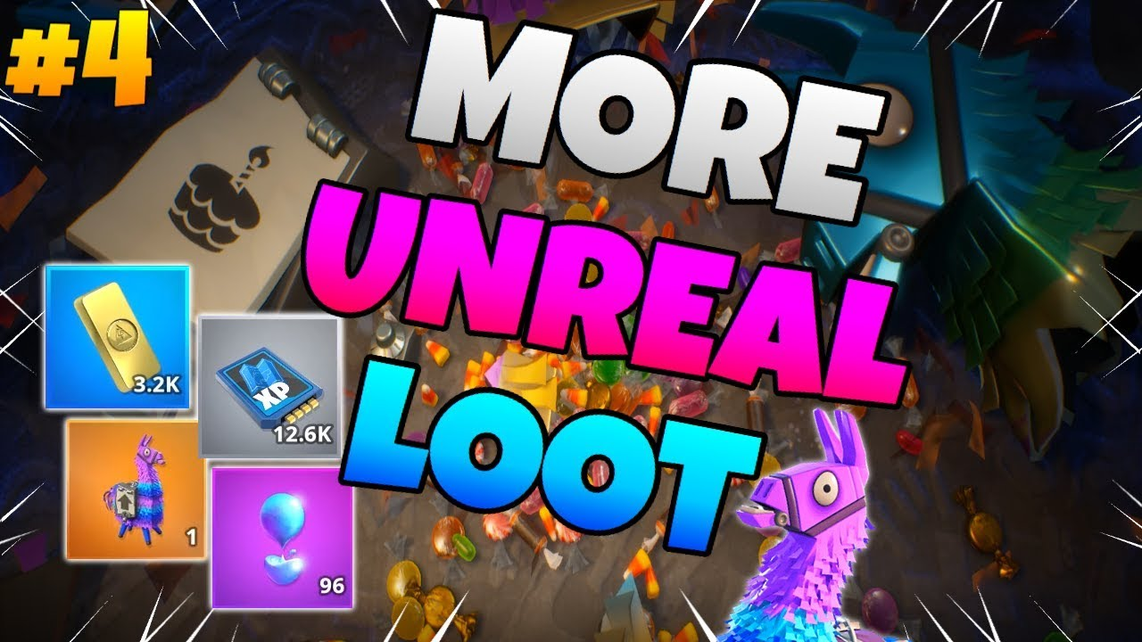 """Download """"More Unreal Loot!"""" - Fortnite Save the World Ep #4 (Save the World Let's Play)"""