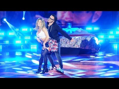 Ardiente videoclip de Laurita Fernández y Fede Bal