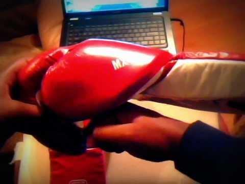 Everlast Mx Training Gloves Youtube