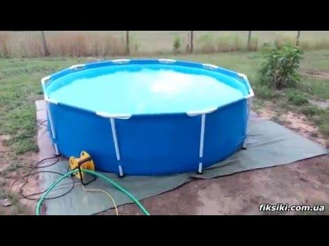 Бассейны easy set intex это идеальный выбор для дачи, поскольку установка бассейнов данной серии исключительно проста, а удовольствие от использования подарит множество незабываемых моментов с детьми и с друзьями.